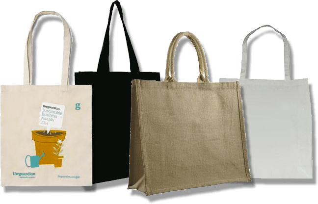 bags go green