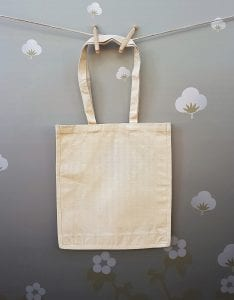 10oz Natural Canvas Bag