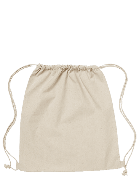 5 Uses for Drawstring Cotton Bags