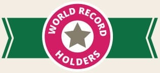 WORLD RECORD